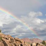 Rainbow arch, Arches