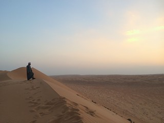 Sunset Dune Bashing @ Wahiba Sands | by divingfamily