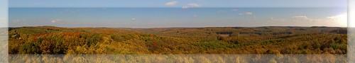 ősz somogy kéktúra túrázás zselic csillagpark