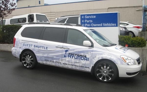 Hyunda 2 vehicle graphics