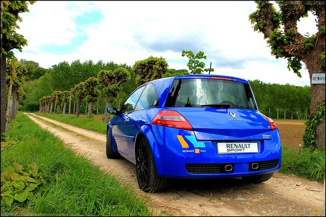 Renault Megane II RS R25