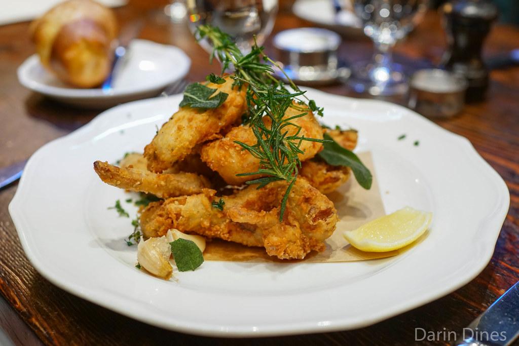 fried chicken wayfare tavern