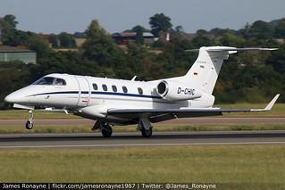 D-CHIC   Embraer EMB505 Phenom 300   Vibro Air