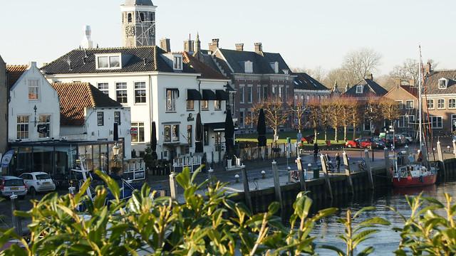 Willemstad docks