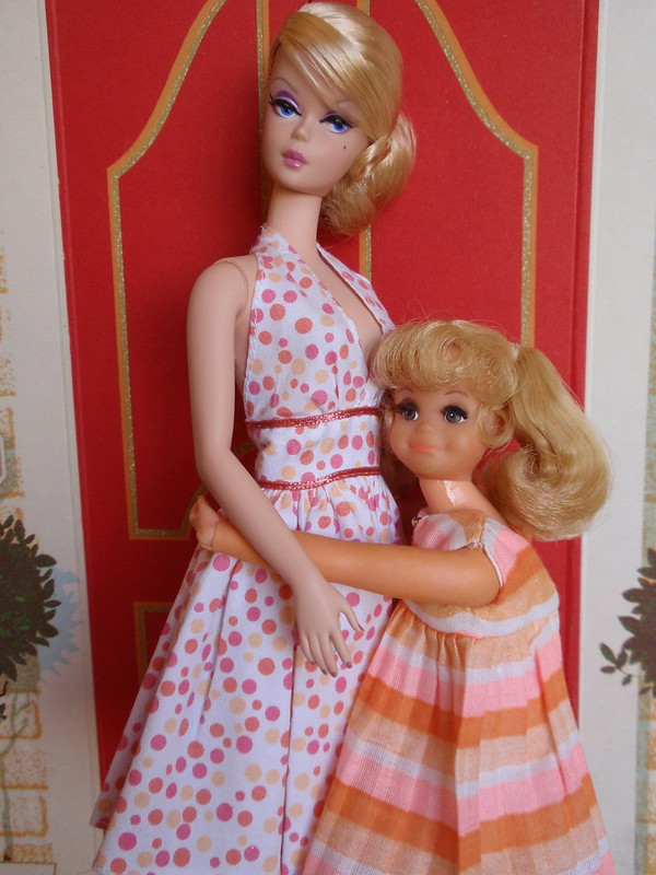 Bella's World: A mother daughter day with Florence and Charlotte