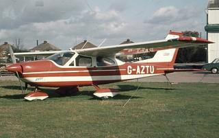 G-AZTU Cessna 177 Cardinal