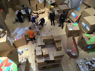 Cardboard Block Exchange1