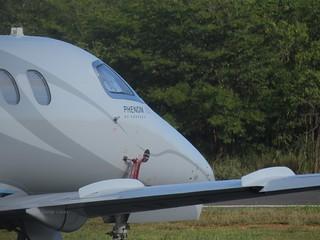 Embraer 500 Phenom 100 PR-TDM