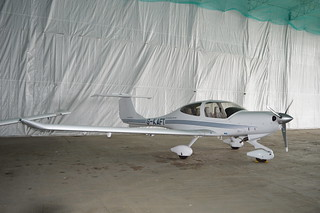 Diamond DA40 G-KAFT