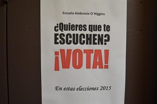 Votación Centro de Alumnos