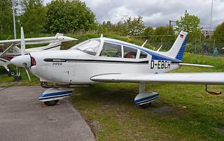 D-EBCH / Piper PA-28-180 Cherokee Archer / Private.