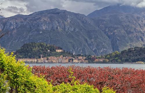 mountains europe italy lakecomo lomardy scenic water lake landscape bellagio villacarlotta