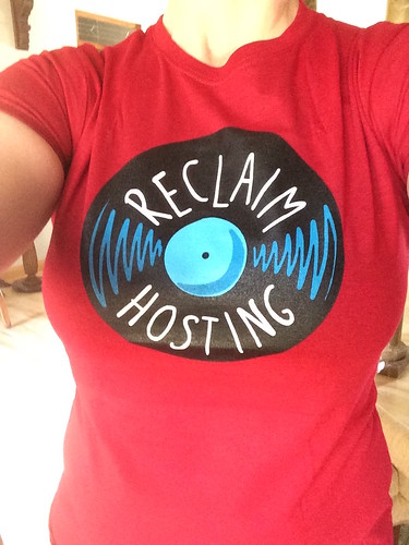 Reclaim hosting swag | by konarheim