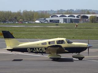 G-JACS Piper Cherokee Archer