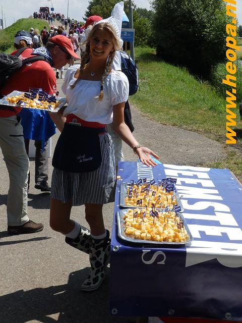 2016-06-17 Plus 4 Daagse Alkmaar 25 Km  (157)