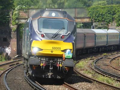 68005 Leeds to Canterbury 1Z68 The Retro Canterbury Belle