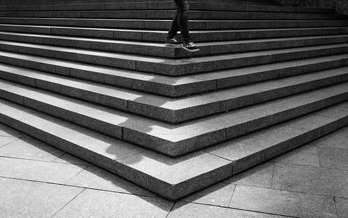 watch your step | by Georgie Pauwels