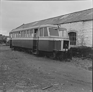Railcar, Stranorlar, Co. Donegal.