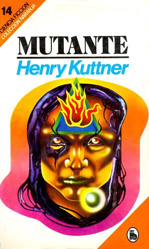 CFCN14. Mutante - Henry Kuttner
