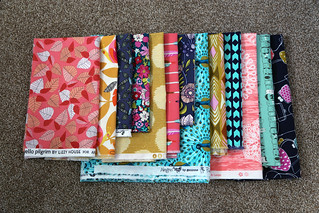 Donuts Quilt Fabric Pull | by Everyday Fray