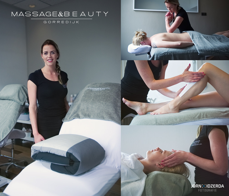 Bedrijfsfotografie Massage & Beauty Gorredijk