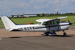 Cessna 172 G-BORW