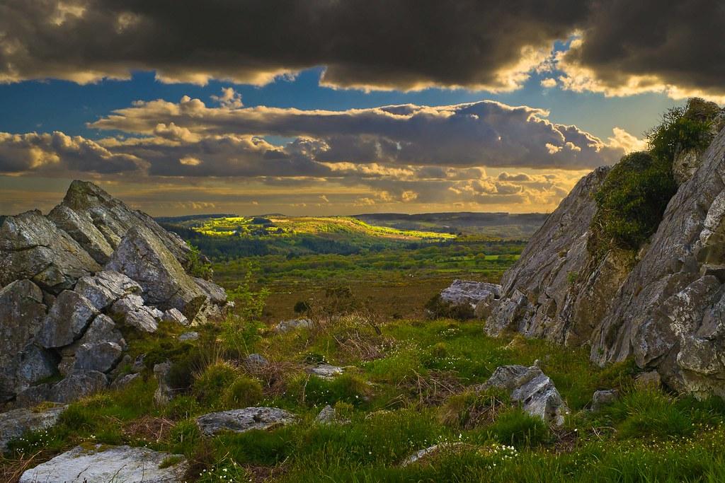 Dans les Monts de Bretagne (Breizh)   Les Mont d'Arrée vers …   Flickr
