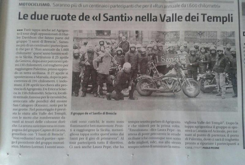 2015_04_24 Sicilia run il giornale di sicilia