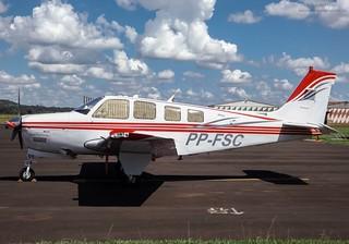 PP-FSC - Beechcraft Bonanza A36