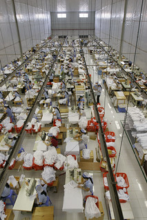Developing garment industry in Vietnam | A view inside Tos G