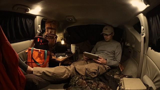 SUV Life.