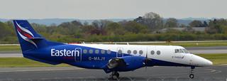 G-MAJY BAe 4101 Jetstream 41