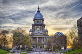 Illinois Capitol Building | by Kansas Poetry (Patrick)