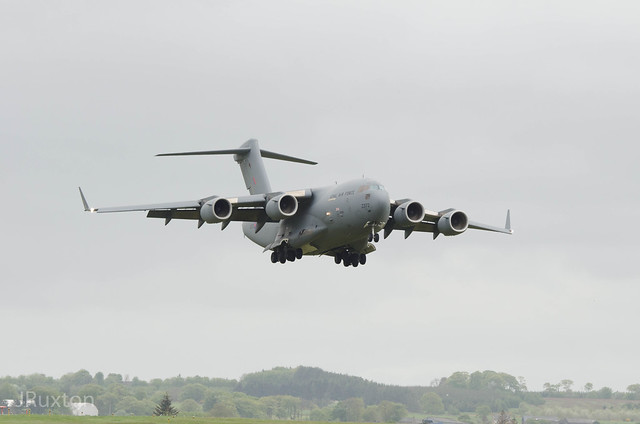RAF C17