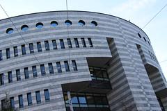 Basel - Bank für Internationalen Zahlungsausgleich-Botta Building