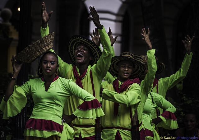 Carribean Dancers