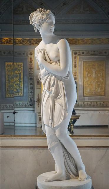 Vénus Italique d'Antonio Canova (musée Correr, Venise)