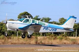 PR-JVR - Beechcraft Bonanza F33A   SSKT [1200PX]