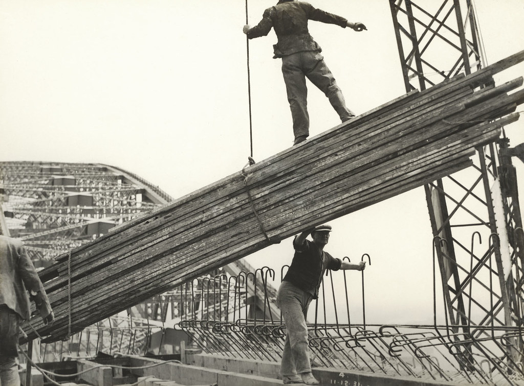 Timber for Pent House Formwork  Sydney Harbour Bridge   Flickr