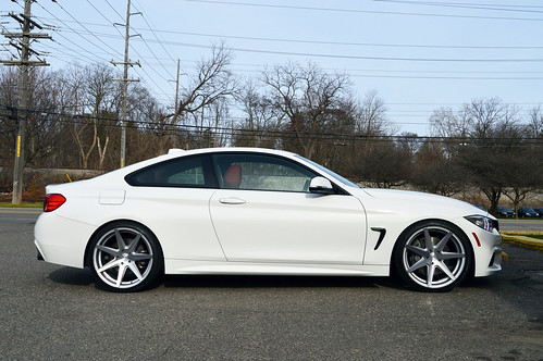 BMW 435i M Sport (F32) | by Pandamera1
