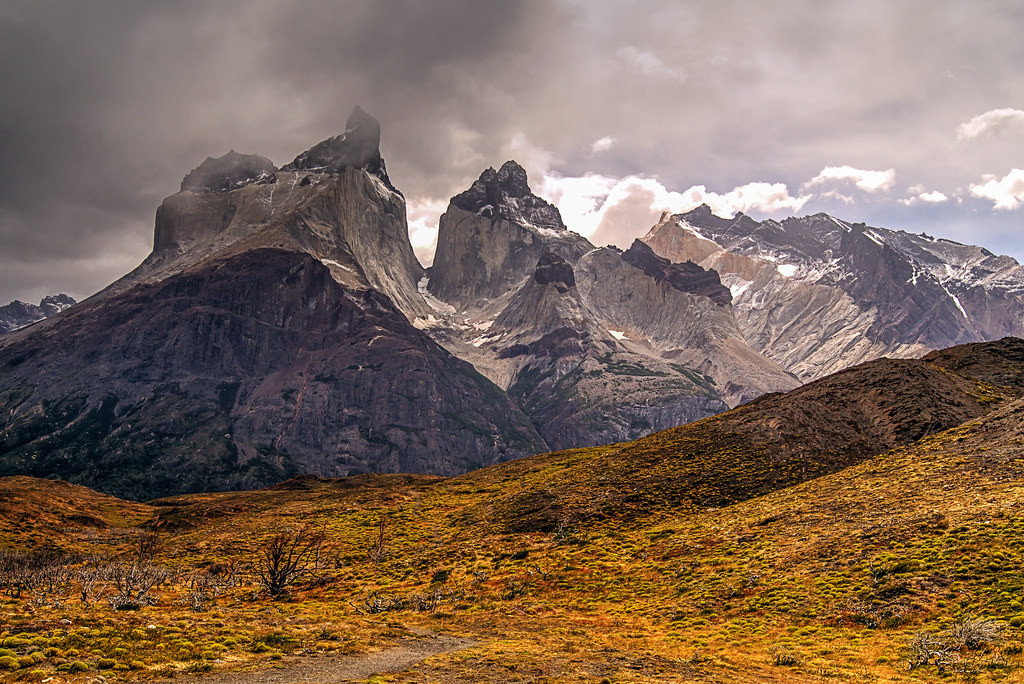 Mirador Los Cuernos - The Horns Viewpoint (Torres del Paine National Park) - best places to visit in Canada