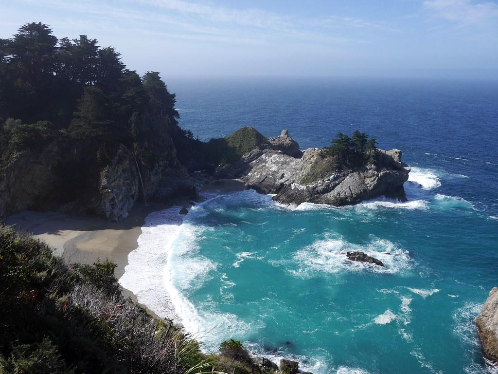 Camping in California - usareisetipps