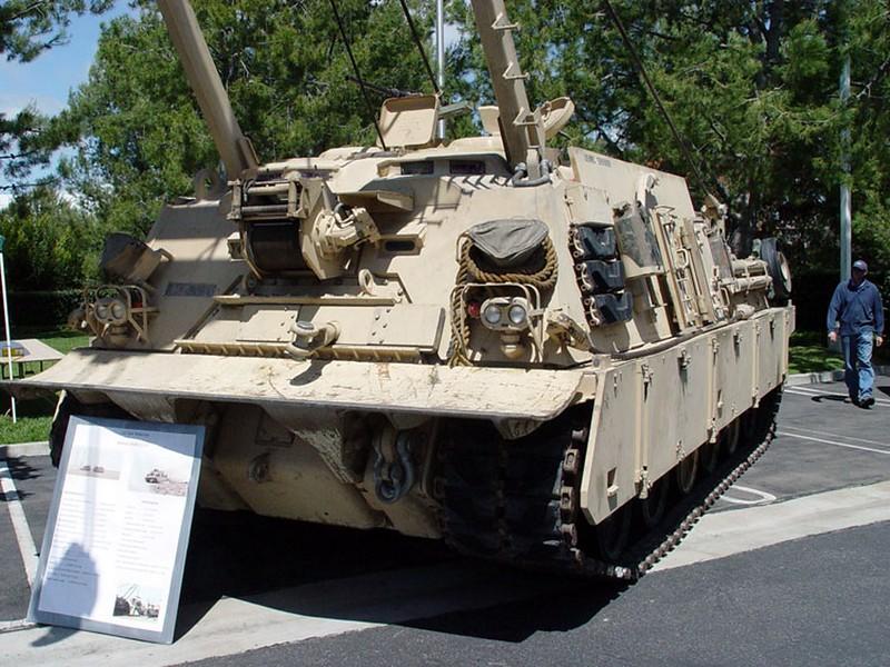 M88A2 Hercules 1