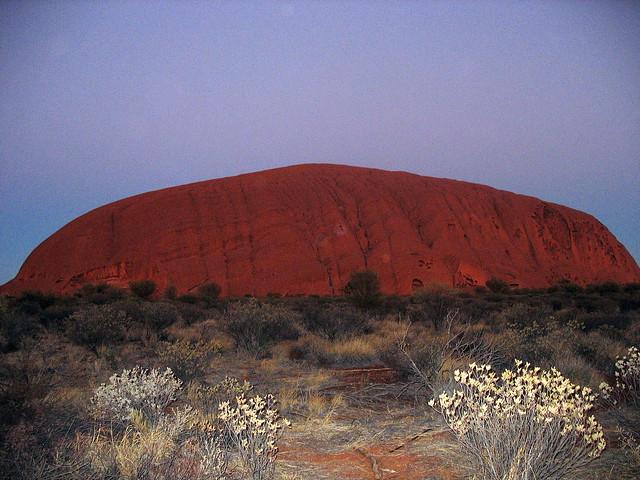 Uluru Sunrise   (Ayers Rock)