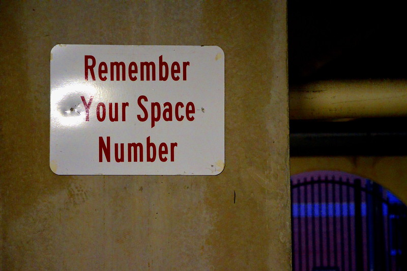space number