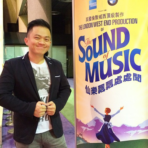 It's time for all my favorite things! At the gala premiere of the Sound of Music #lifeisgood #soundofmusic | by Razlan