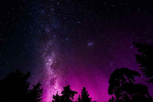 Aurora Australis & Milky Way | by Steffen Walther