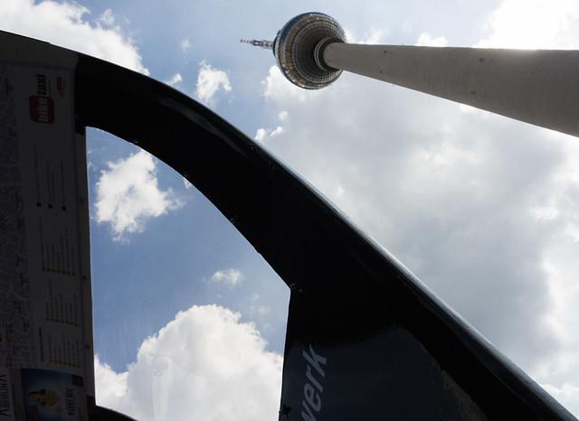 Berlin, Mai 2016: Fernsehturm