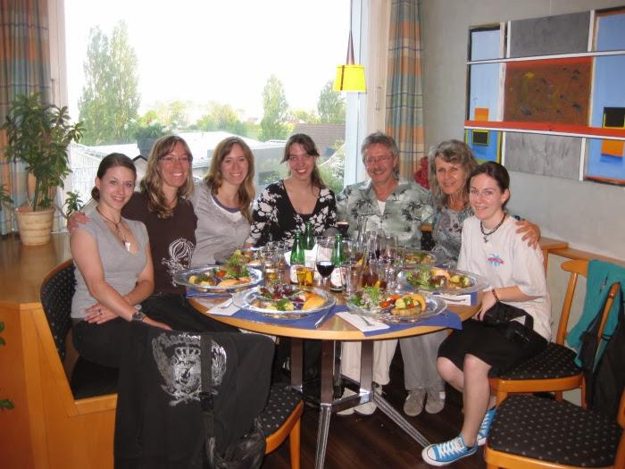Hochzeitsapéro am 22. Mai 2010 am Sempachersee