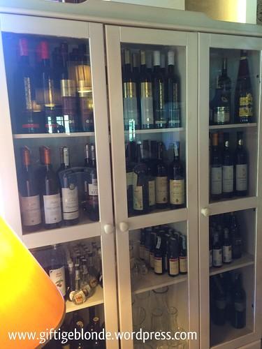 Weinschrank Makaba | by giftigeblondewordpress